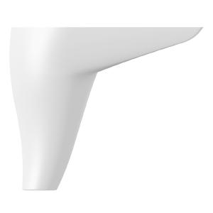 Picior Tigris 16.5*16.5*14 Alb VA 501-05
