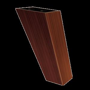 Picior Oval Angular 12 cm Nuc VA 311-02