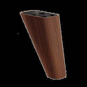 Picior Oval Comfort  14 cm Nuc VA 313-02