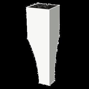 Picior Mabella 23 cm Alb VA 390-05