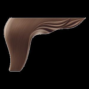 Picior Leaf 17 * 17 * 12 cm Nuc Mat VA 541-97